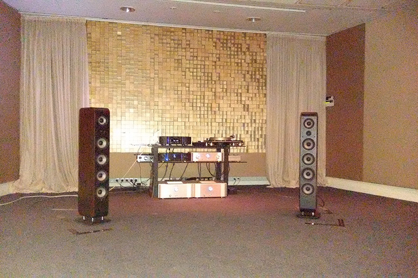 Ken Ishiwata a man and his listening room The Ear