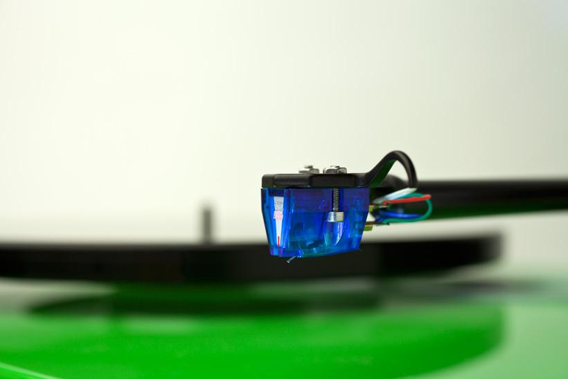 Zyx R50 Bloom H on Rega RP6